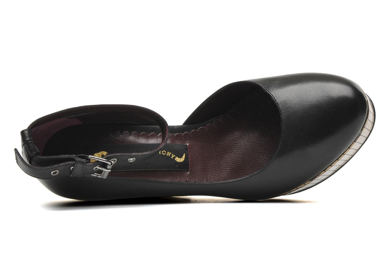 Zapatos de tacón Opening Ceremony Bellagio Platform Negro vista lateral izquierda