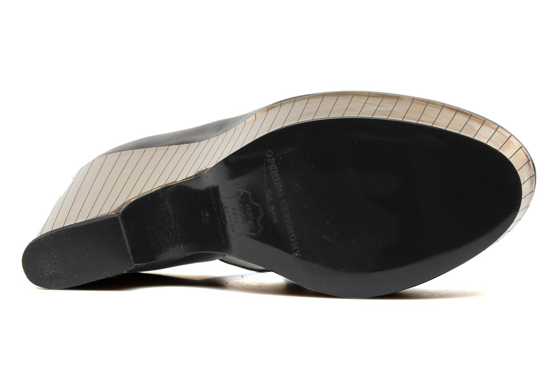 Zapatos de tacón Opening Ceremony Bellagio Platform Negro vista de arriba