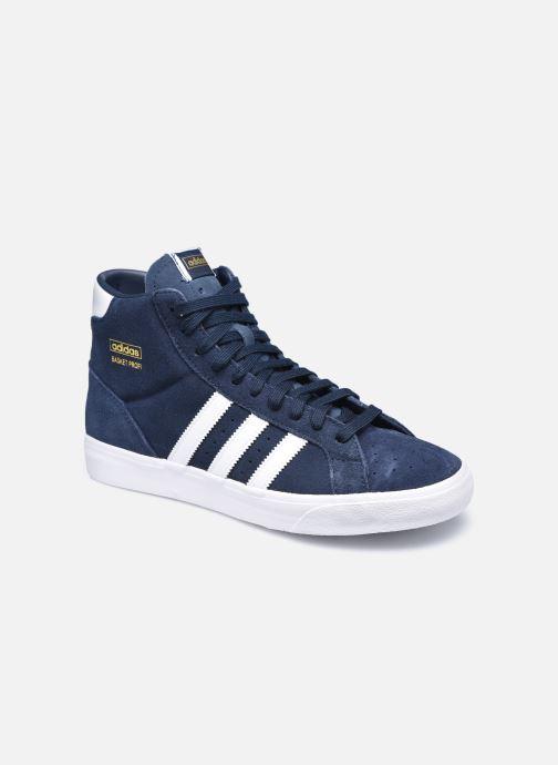 Sneaker adidas originals Basket Profi blau detaillierte ansicht/modell