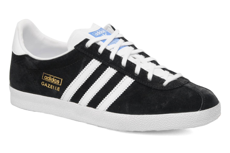 gazelle noire adidas