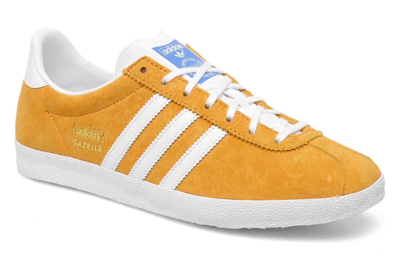 gazelle jaune adidas