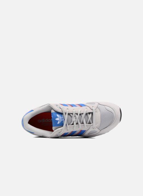 Sneaker adidas originals Zx 750 grau ansicht von links