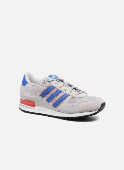 Sneaker adidas originals Zx 750 grau detaillierte ansicht/modell