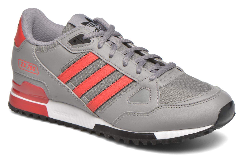 8862077856d ... switzerland trainers adidas originals zx 750 grey detailed view pair  view 86876 d335d