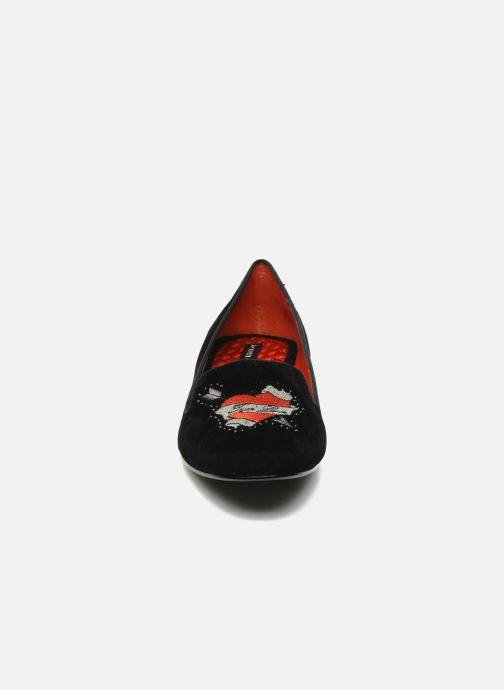 Loafers KG By Kurt Geiger Lux Black model view