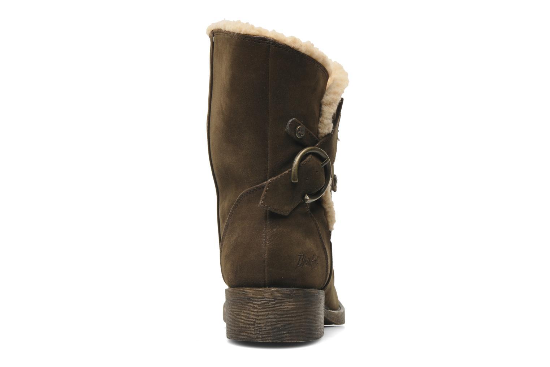 Stiefeletten & Boots Blowfish Kika braun ansicht von rechts