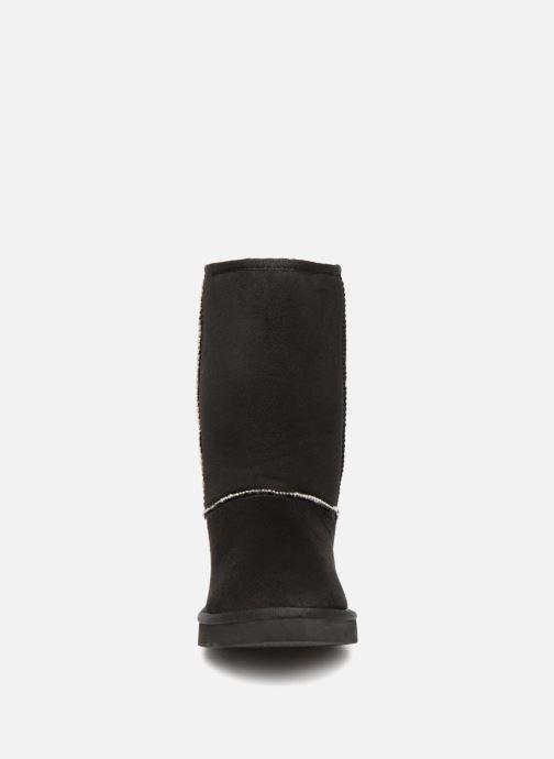 Bottines et boots Esprit Uma Classic Noir vue portées chaussures