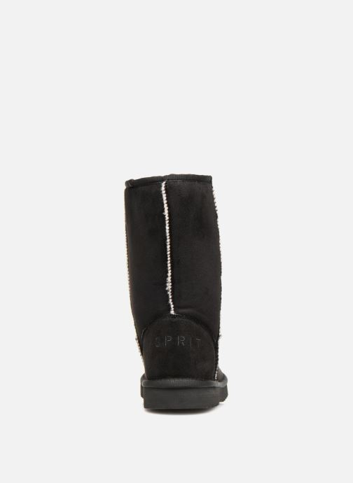 Ankle boots Esprit Uma Classic Black view from the right