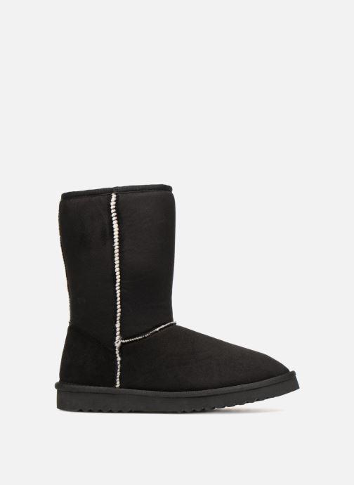 Bottines et boots Esprit Uma Classic Noir vue derrière