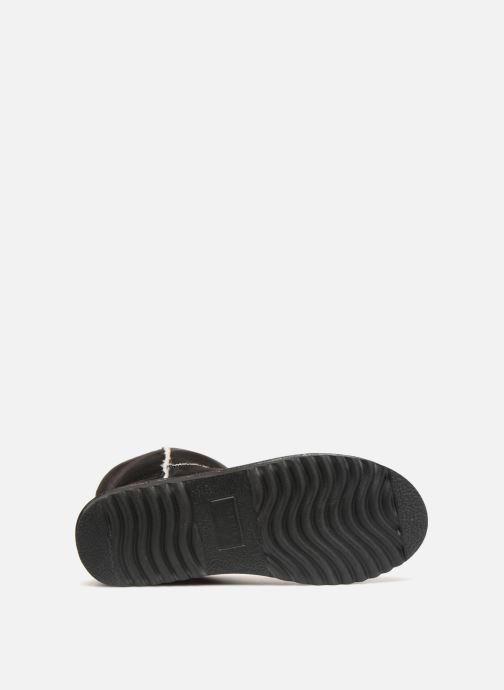 Bottines et boots Esprit Uma Classic Noir vue haut