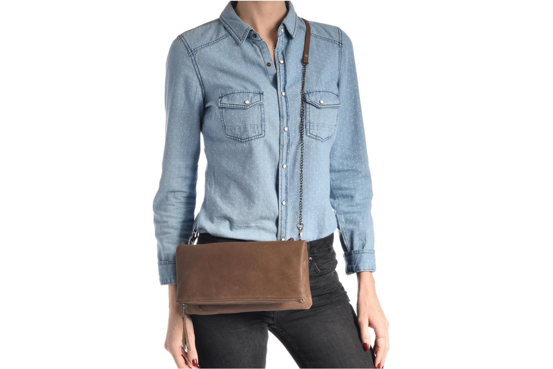 Håndtasker Sabrina Léonie Pink se foroven