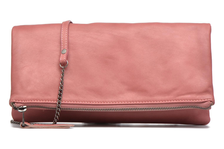 Håndtasker Sabrina Léonie Pink detaljeret billede af skoene
