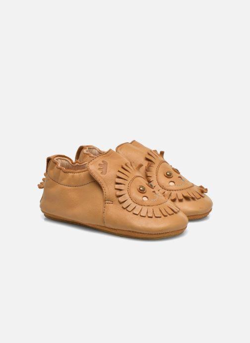 Pantoffels Easy Peasy Blublu Lion Beige model