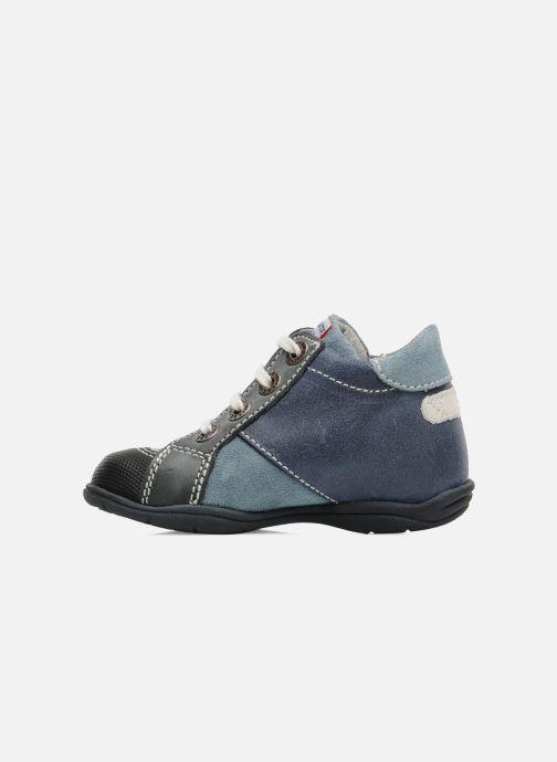 Sneakers Little Mary Opas Blauw voorkant