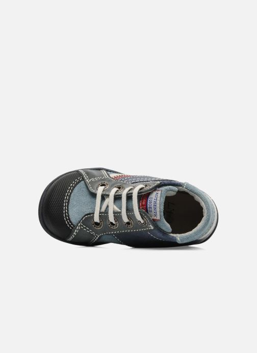 Sneakers Little Mary Opas Blauw links