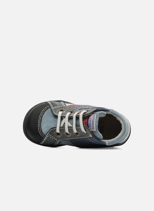 Sneakers Little Mary Opas Blå se fra venstre
