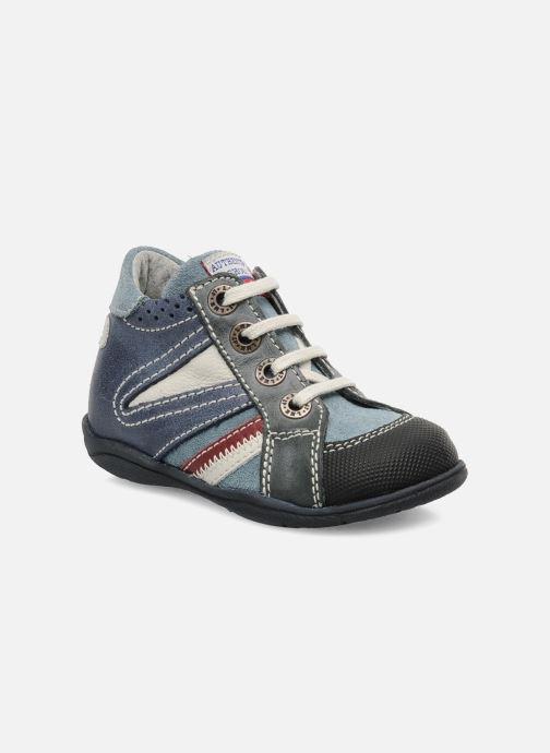 Sneakers Little Mary Opas Blå detaljeret billede af skoene