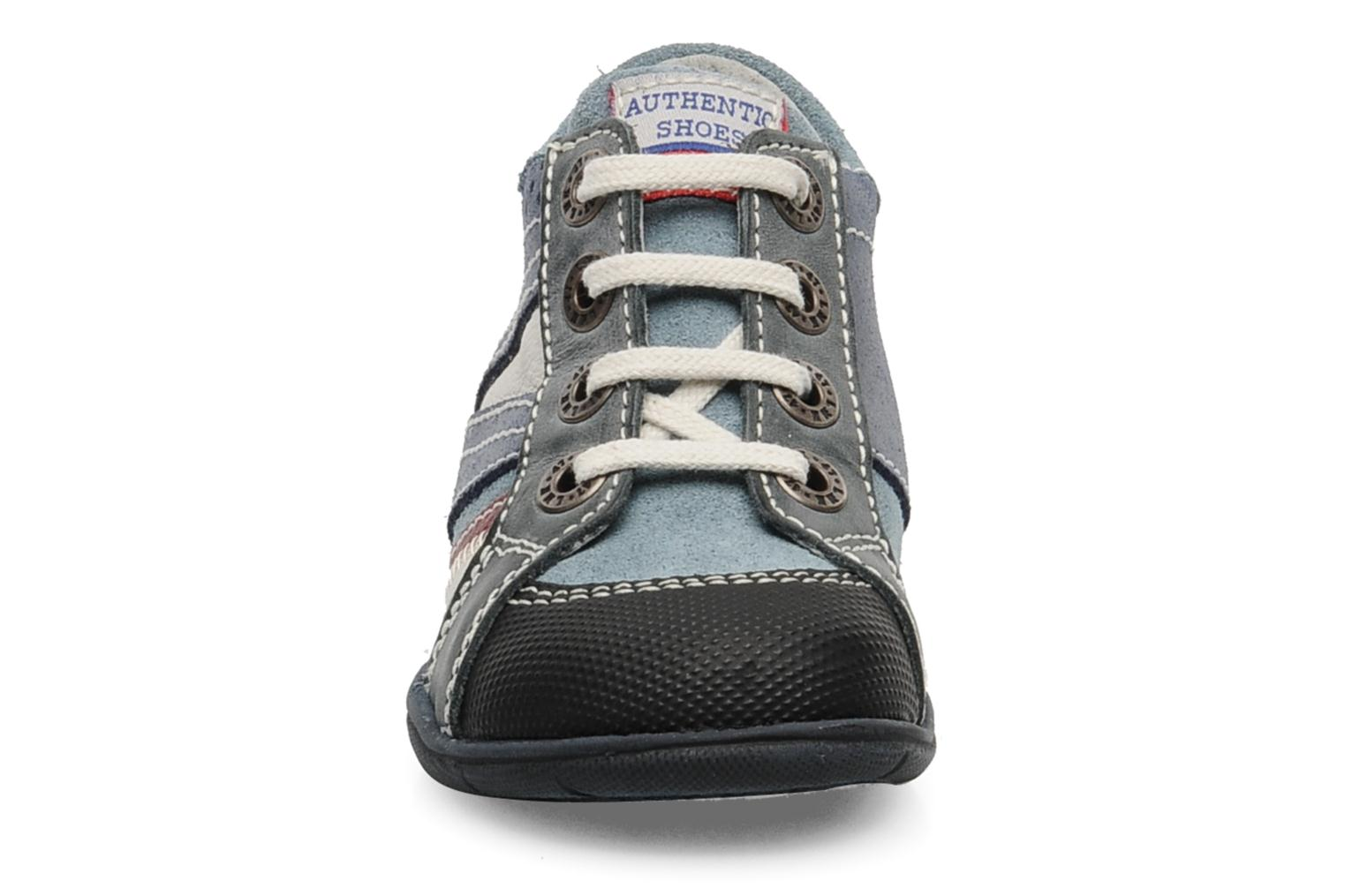 Trainers Little Mary Opas Blue model view