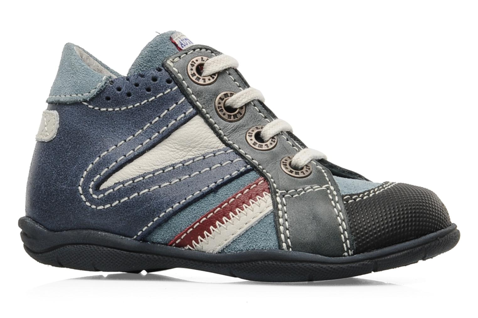Trainers Little Mary Opas Blue back view