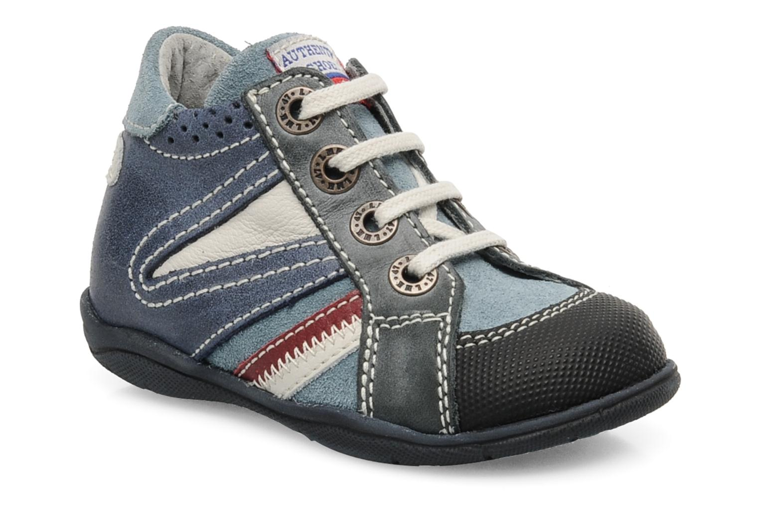 Trainers Little Mary Opas Blue detailed view/ Pair view