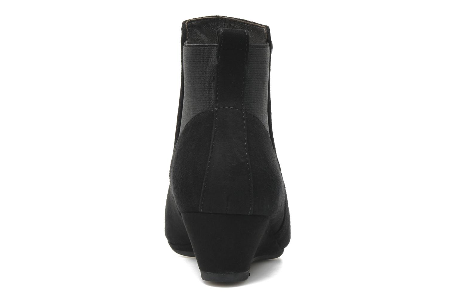 Ankle boots JB MARTIN Galway Black view from the right