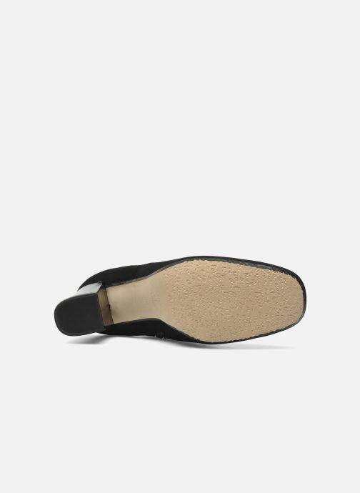 Boots en enkellaarsjes K by Karston Nelson Zwart boven