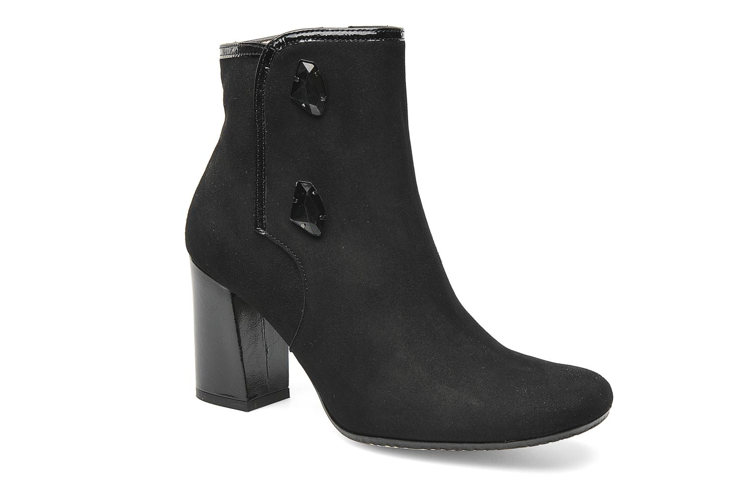 Ankle boots K by Karston Nelson Black detailed view/ Pair view