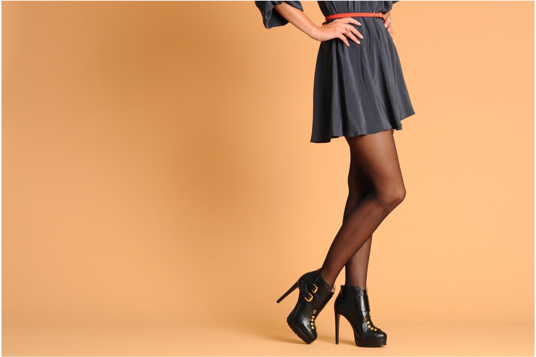 Bottines et boots Vicini Volia Noir vue bas / vue portée sac