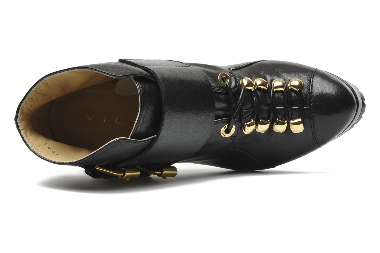 Bottines et boots Vicini Volia Noir vue gauche