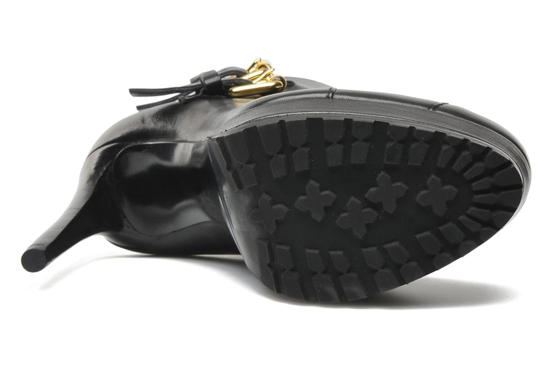 Bottines et boots Vicini Volia Noir vue haut