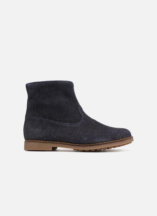Boots en enkellaarsjes Pom d Api Trip Boots Blauw achterkant