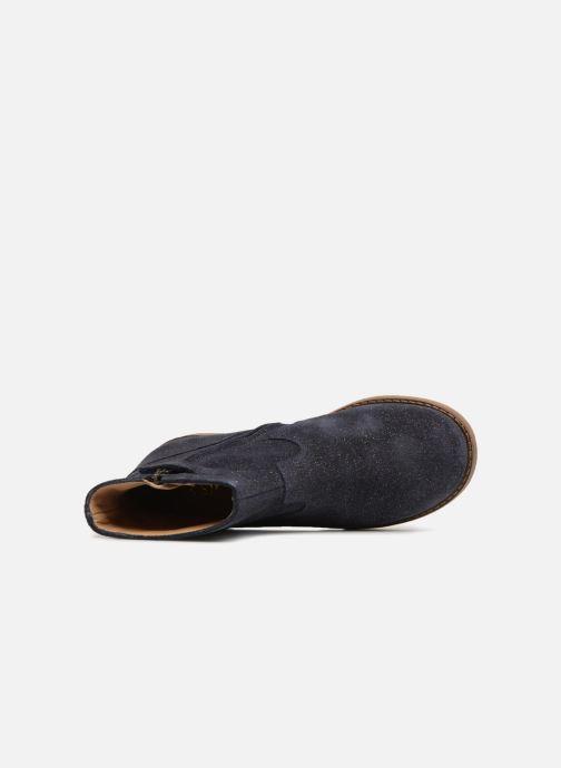 Boots en enkellaarsjes Pom d Api Trip Boots Blauw links