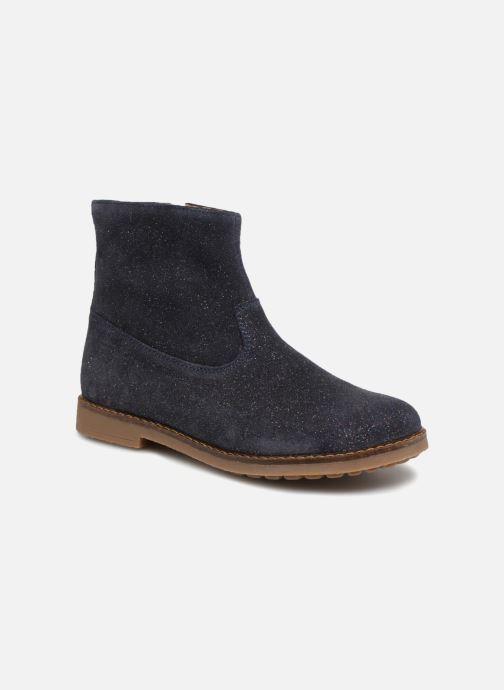 Boots en enkellaarsjes Pom d Api Trip Boots Blauw detail