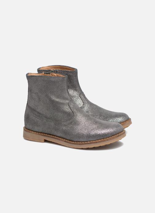 Boots en enkellaarsjes Pom d Api Trip Boots Grijs 3/4'