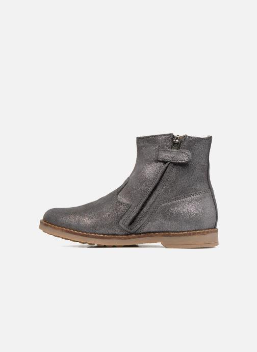 Boots en enkellaarsjes Pom d Api Trip Boots Grijs voorkant