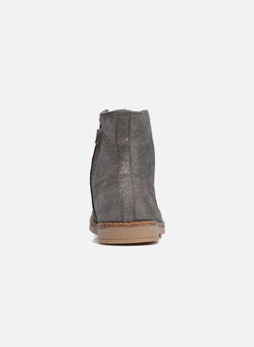 Boots en enkellaarsjes Pom d Api Trip Boots Grijs rechts