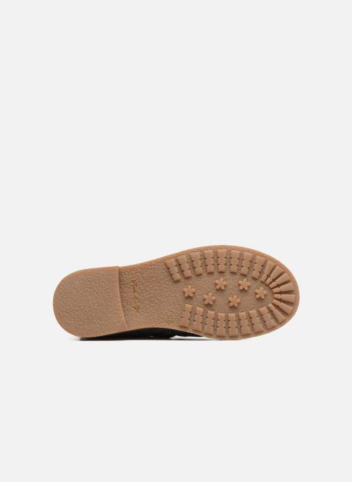 Boots en enkellaarsjes Pom d Api Trip Boots Grijs boven