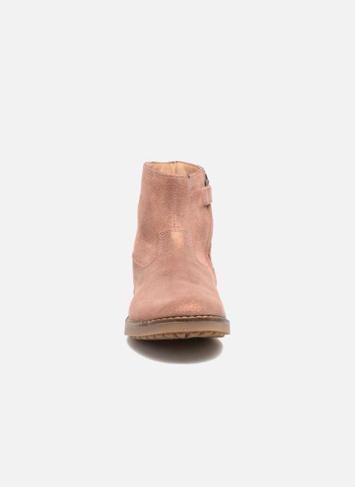 Boots en enkellaarsjes Pom d Api Trip Boots Bruin model