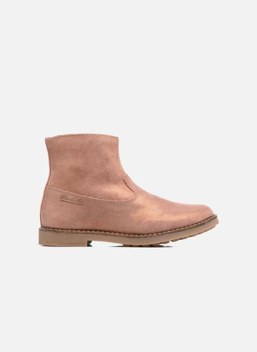 Boots en enkellaarsjes Pom d Api Trip Boots Bruin achterkant