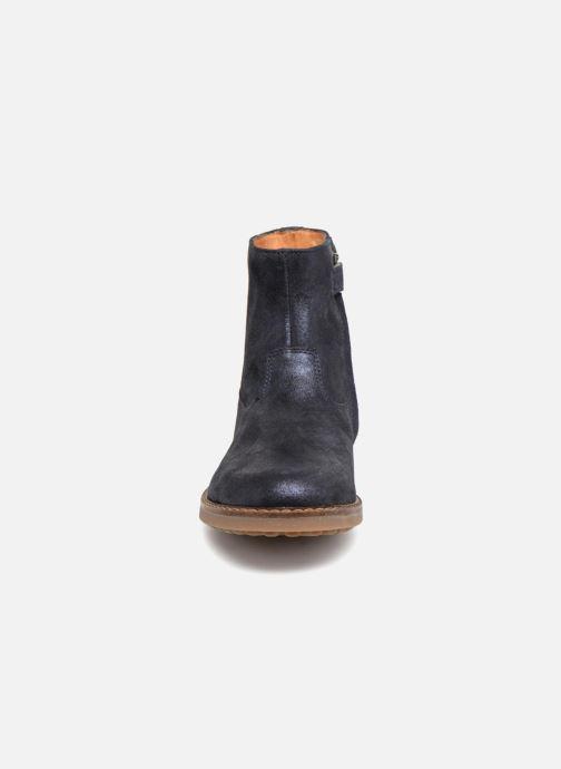 Boots en enkellaarsjes Pom d Api Trip Boots Blauw model