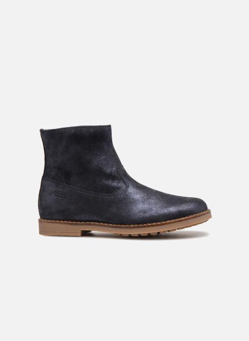 Bottines et boots Pom d Api Trip Boots Bleu vue derrière