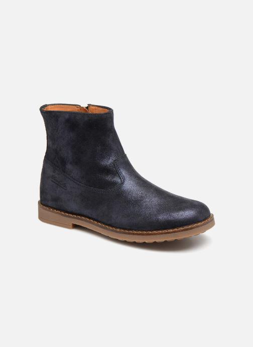 Bottines et boots Pom d Api Trip Boots Bleu vue détail/paire