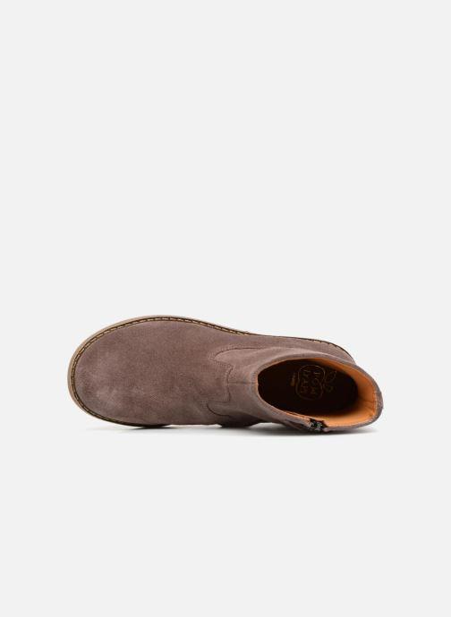 Bottines et boots Pom d Api Trip Boots Rose vue gauche
