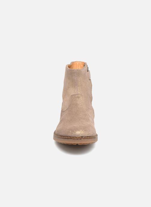 Bottines et boots Pom d Api Trip Boots Beige vue portées chaussures