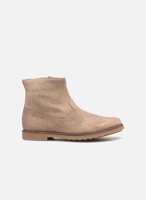 Bottines et boots Pom d Api Trip Boots Beige vue derrière
