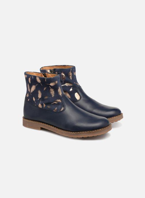 Boots en enkellaarsjes Pom d Api Trip Boots Blauw 3/4'