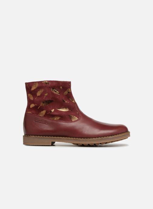 Bottines et boots Pom d Api Trip Boots Bordeaux vue derrière