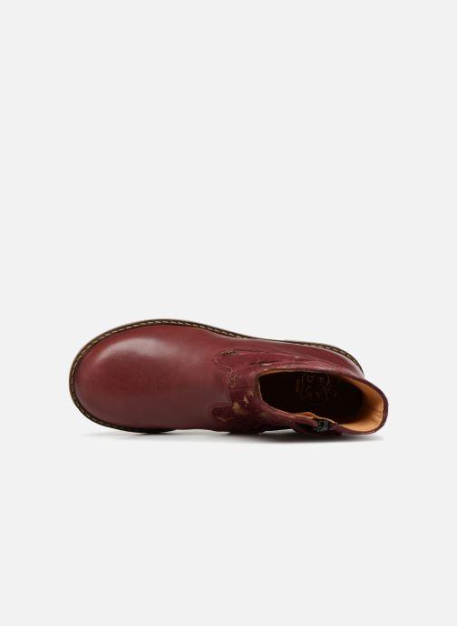 Boots en enkellaarsjes Pom d Api Trip Boots Bordeaux links
