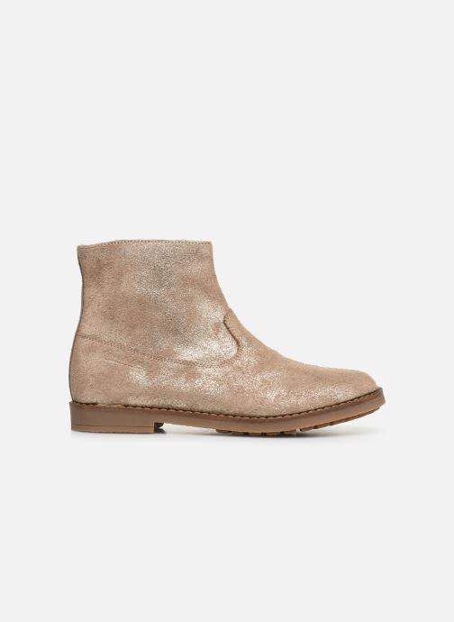 Boots en enkellaarsjes Pom d Api Trip Boots Beige achterkant
