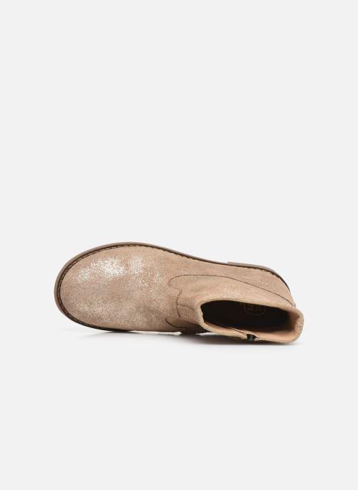 Boots en enkellaarsjes Pom d Api Trip Boots Beige links